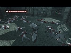 Matança deslavada de cavaleiros